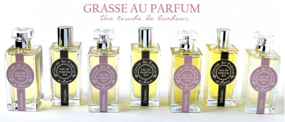 GRASSE AU PARFUM